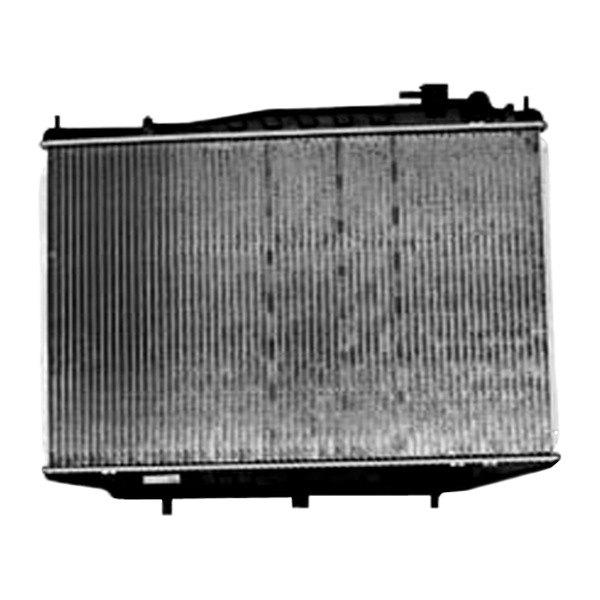 koyorad nissan xterra 2002 2003 tyc radiator. Black Bedroom Furniture Sets. Home Design Ideas
