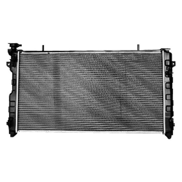 Chrysler Town And Country 2005 Radiator Assembly