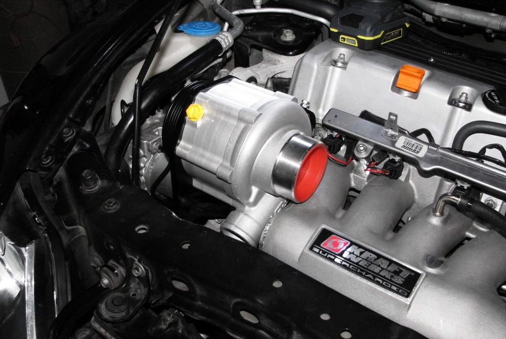Rotrex R50-3094-BLK Black Series C30-94 Supercharger