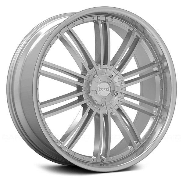 KRONIK® PAIN KILLER Wheels - Chrome Rims