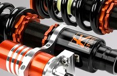 KSport® - Circuit Pro 3 Way External Reservoir Coilover System