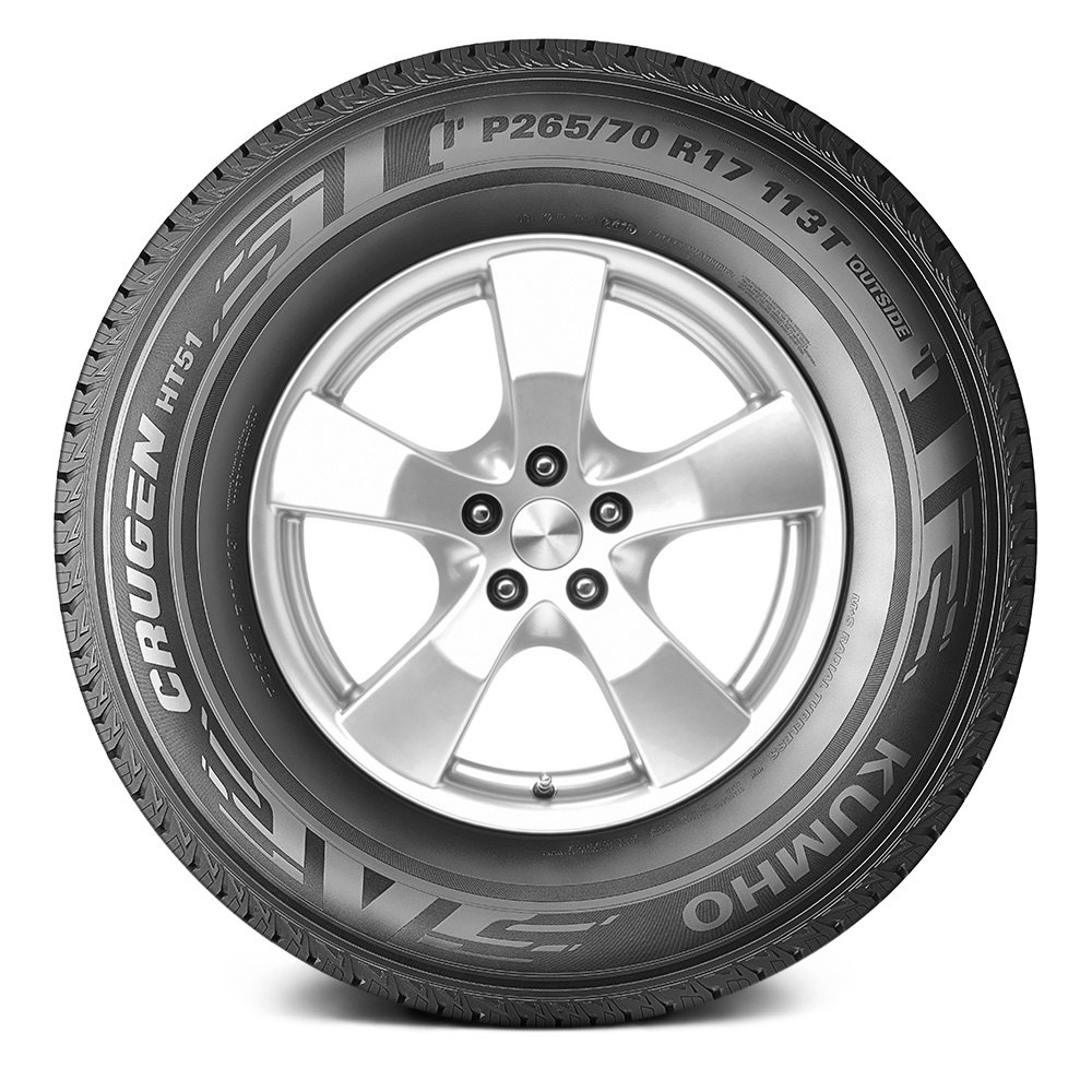 Motorcycle Tire Sizes >> KUMHO® CRUGEN HT51 Tires
