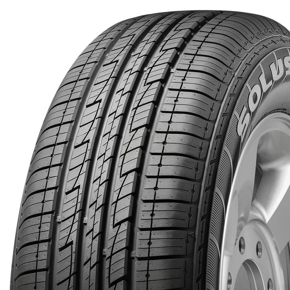 Kumho Tire 265 60r 18 110h Eco Solus Kl21 All Season