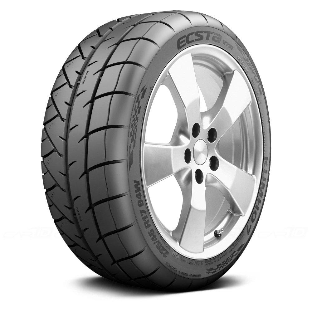 Kumho 174 Ecsta V720 Tires