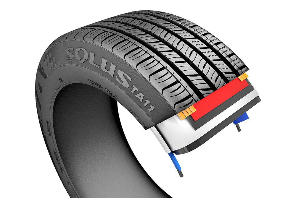 Tire Ratings Kumho Solus Touring Ta