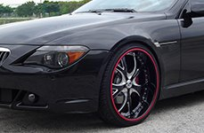 KUMHO® - ECSTA ASX Tires on BMW 650i