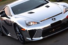 KUMHO® - Tires on Lexus LFA