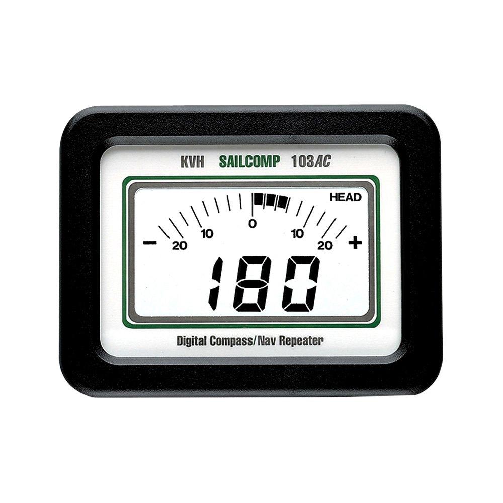 Kvh 174 01 0115 Azimuth 103ac Digital Compass