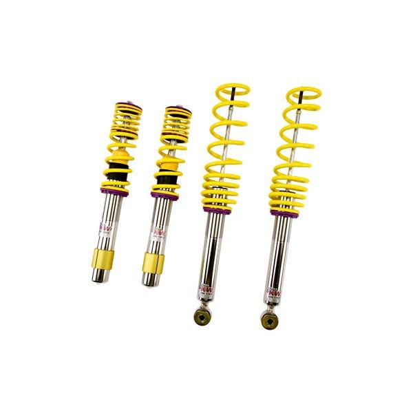 Kw suspensions bmw 528i 540i 1999 1 4 2 5 x 1 2 2 for Suspension inox