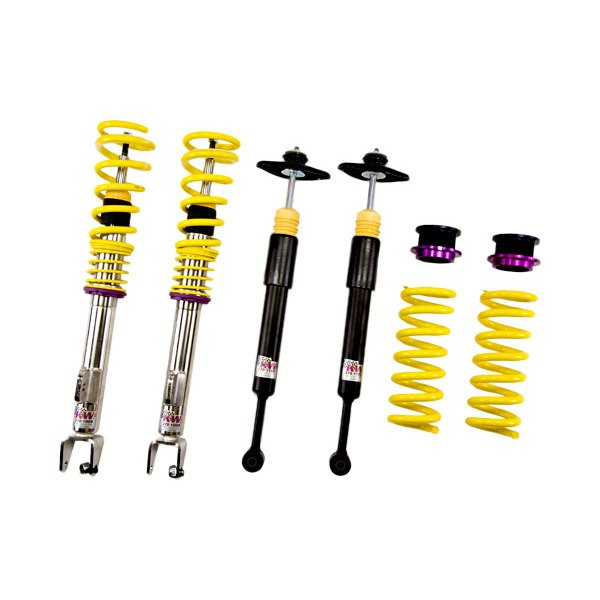 Kw suspensions dodge magnum 2005 inox line coilover for Suspension inox