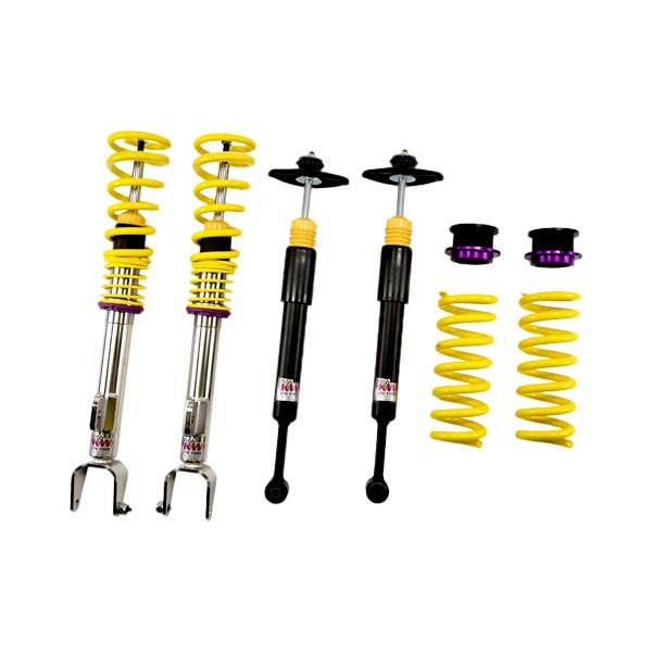 Lowering suspension kits by kw suspensions for chrysler for Suspension inox