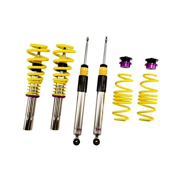 kw suspensions audi a7 2012 2013 inox line coilover lowering kit. Black Bedroom Furniture Sets. Home Design Ideas