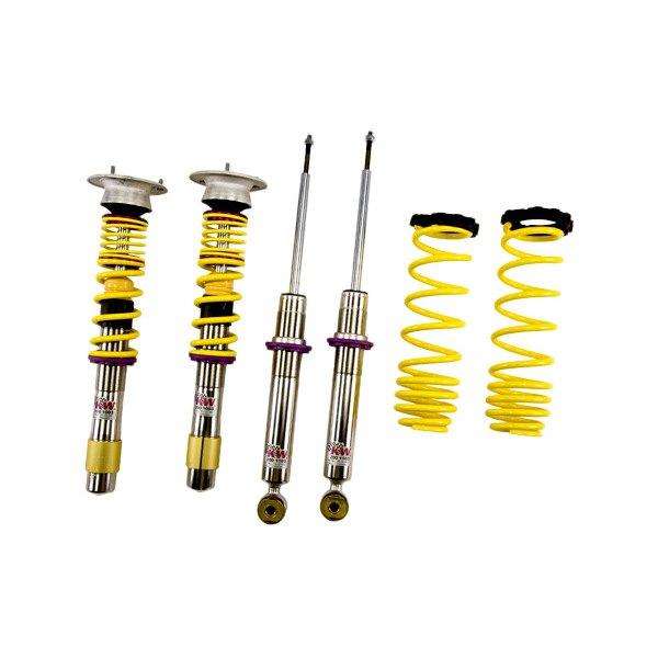 Kw suspensions bmw 5 series sedan 2000 1 4 2 5 v2 for Suspension inox
