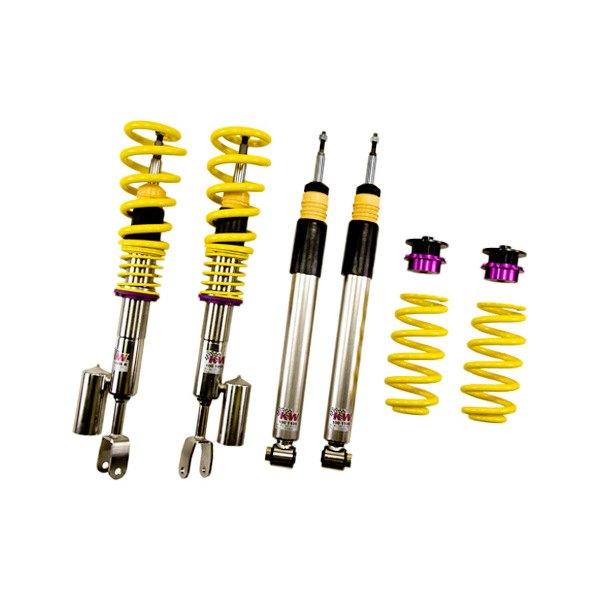 Infiniti q60 forum kw suspensions lowering kit for for Suspension inox