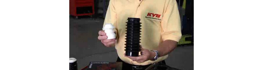 KYB® - Strut Mount and Boots
