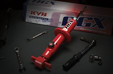 KYB® - AGX™ Series Shocks