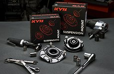 KYB® - Shocks Mounts and Boots