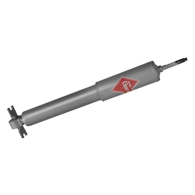 kyb 553360 gas a just front driver or passenger side monotube shock absorber. Black Bedroom Furniture Sets. Home Design Ideas