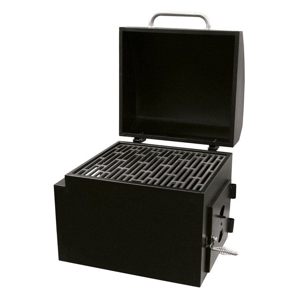Landmann 174 591320 Bravo Premium Charcoal Grill With