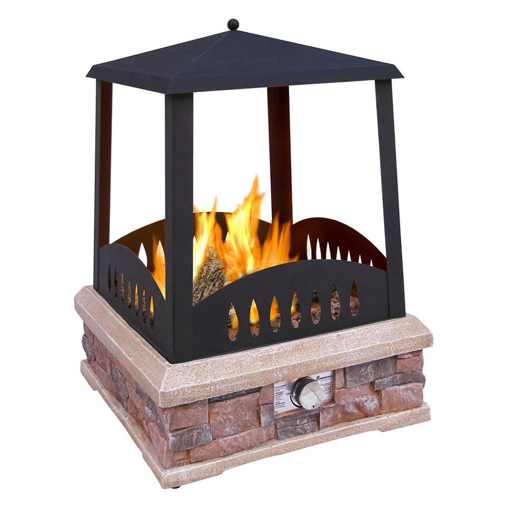 Landmann Grandview Outdoor Gas Fireplace