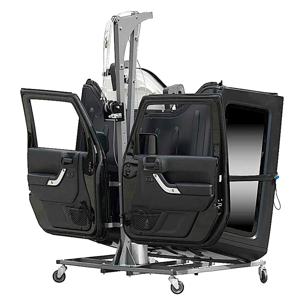 lange originals jeep wrangler 2007 2017 hoist a cart. Black Bedroom Furniture Sets. Home Design Ideas