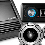 Lanzar® - In-Dash Stereo Receiver