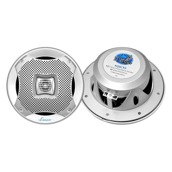 Full-Range Marine Speakers by Clarion and Rockford Fosgate