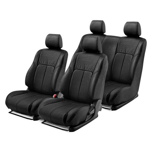 Leathercraft TOY2103BK Tacoma Custom Truck Seat Covers 2nd