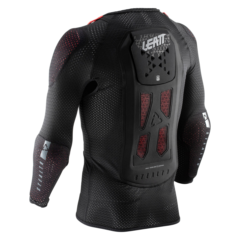 Black, Small//Medium Cortech Unisex-Adult Accelerator Full Body Protector