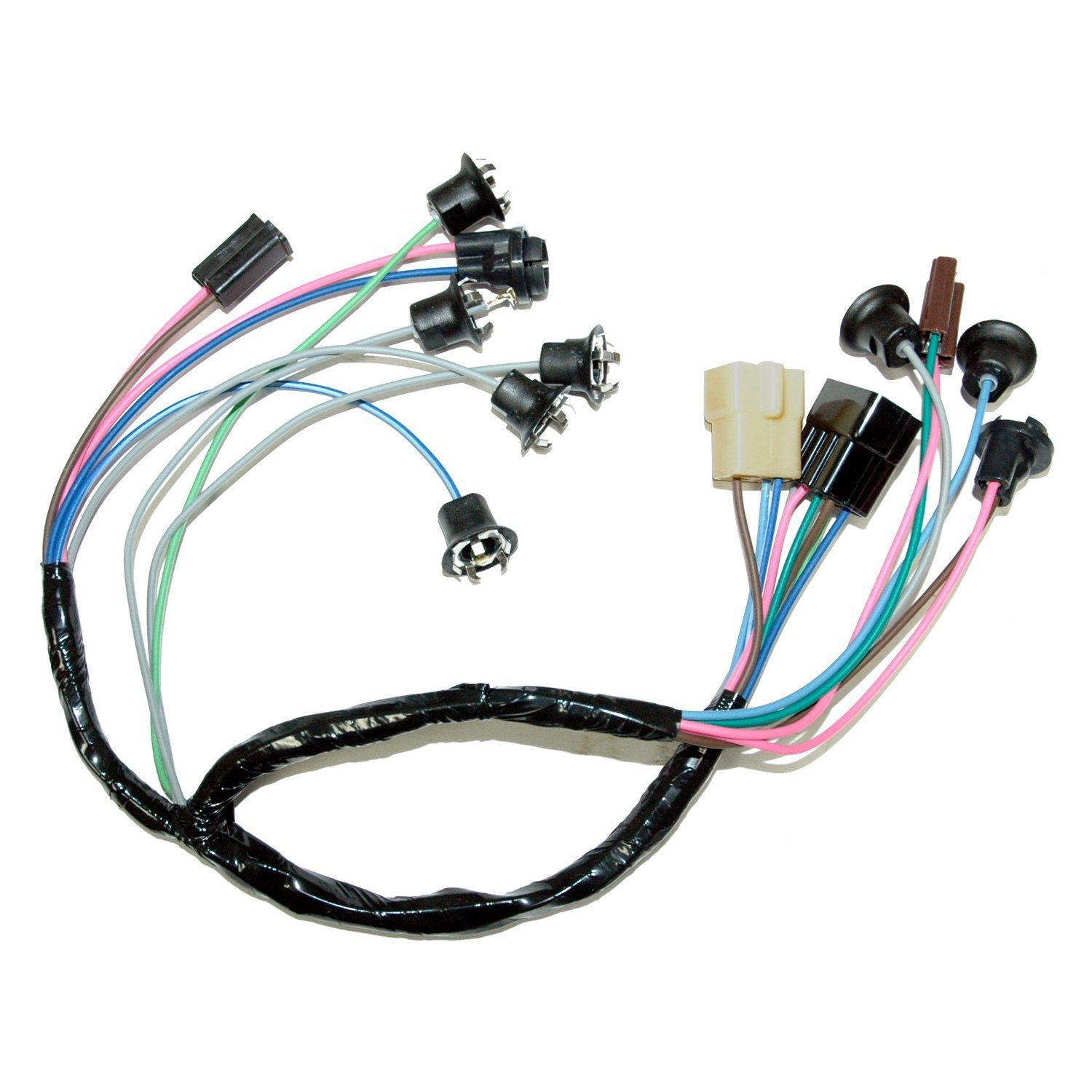 Lectric Limited® - Chevy CK Pickup 1960 Dash Instrument Cluster Wiring  Harness | Cluster Wiring Harness |  | CARiD.com
