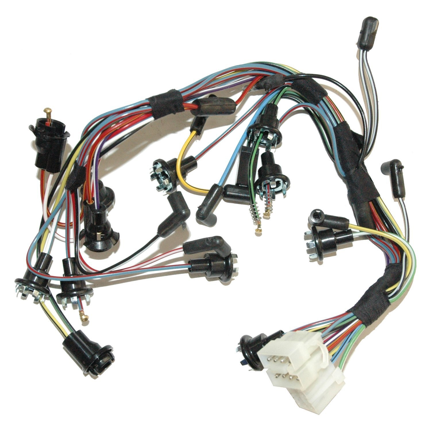 instrument wiring harness instrument wiring harness