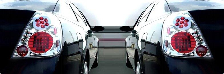 Nissan Altima 2003. 2003 NISSAN ALTIMA TAIL LIGHTS