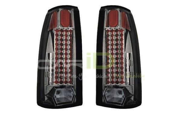 2002-2006 CADILLAC ESCALADE EXT LED & Euro Tail Lights