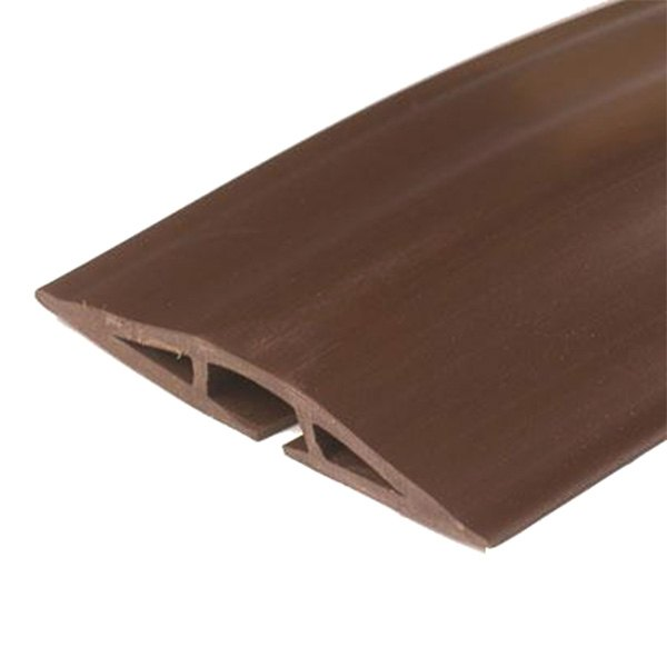 legrand cdb15 corduct 15 39 overfloor cord protector brown. Black Bedroom Furniture Sets. Home Design Ideas
