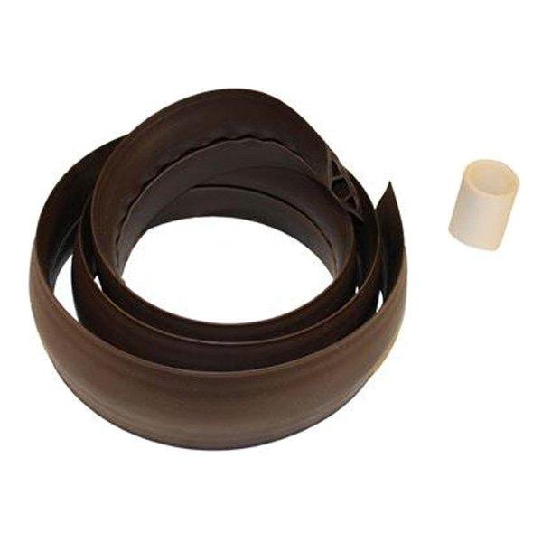 legrand cdb50 corduct 50 39 overfloor cord protector brown. Black Bedroom Furniture Sets. Home Design Ideas