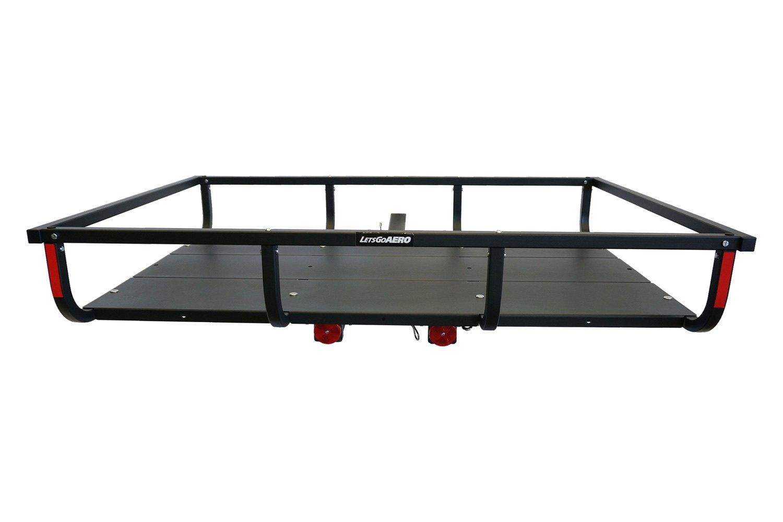 Let's Go Aero® - GearCage™ FP-4 Slideout Hitch Cargo Carrier