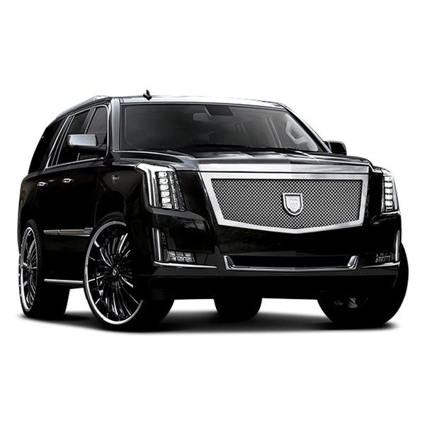 Cadillac Escalade 2015 Barcelona Style Chrome