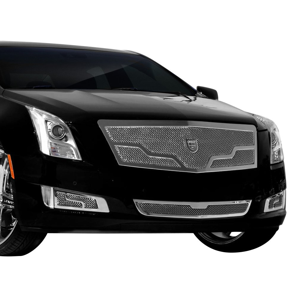 Cadillac XTS 2013 Venice Style Chrome Mesh Grille