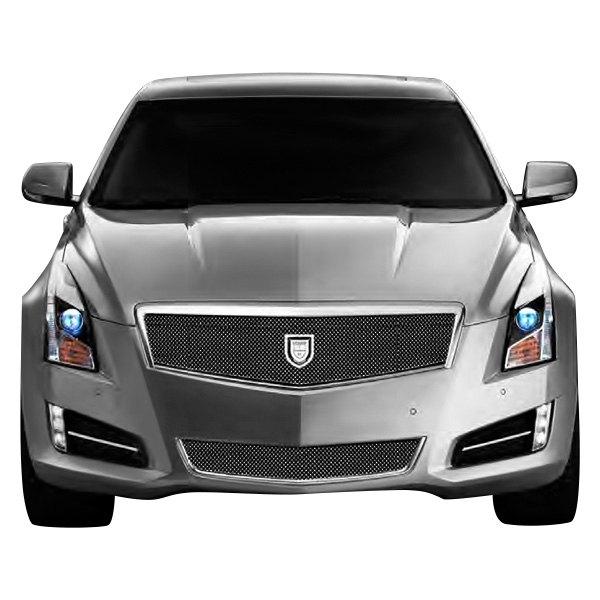 Cadillac ATS 2013-2014 Barcelona Style Black