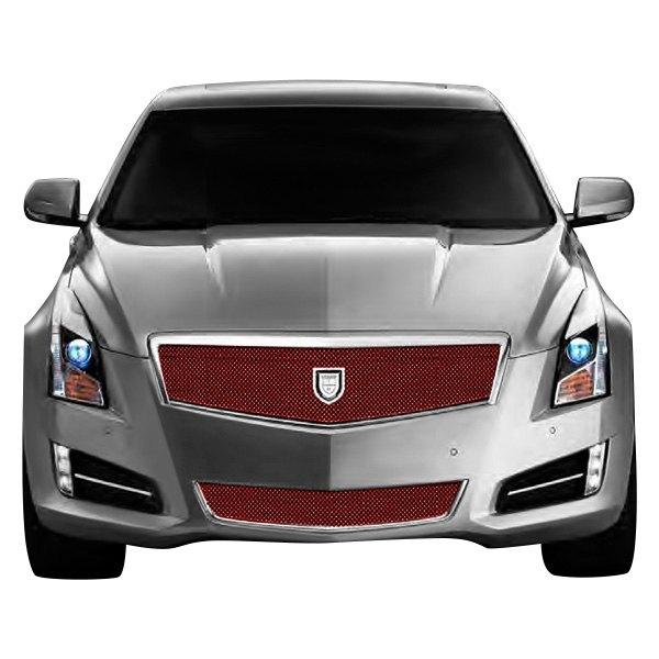 Custom Cadillac Ats: Cadillac ATS 2013-2014 Barcelona Style Custom