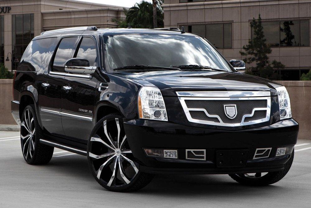 Custom Cadillac Escalade Esv