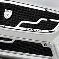 Lexani® - Venice Style Chrome Grill Mercedes CLS