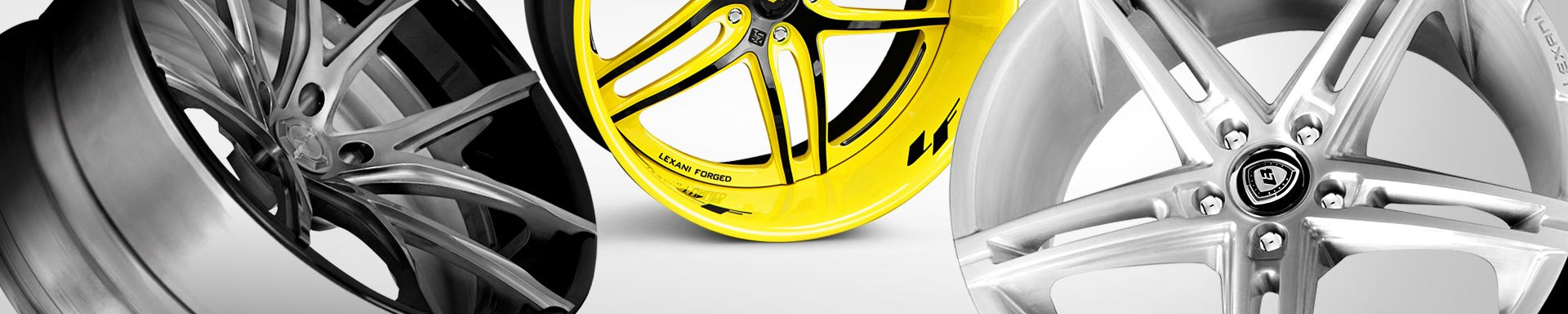Universal LEXANI WHEELS & RIMS