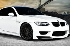 Lexani Tires on BMW 3-Series