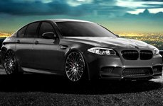 Lexani Tires on BMW M5