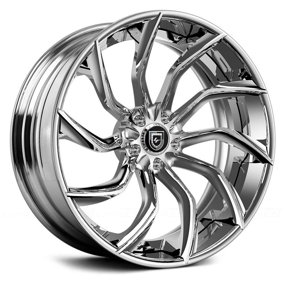 LEXANI FORGED® 753 MATISSE 3PC Wheels - Custom Finish Rims