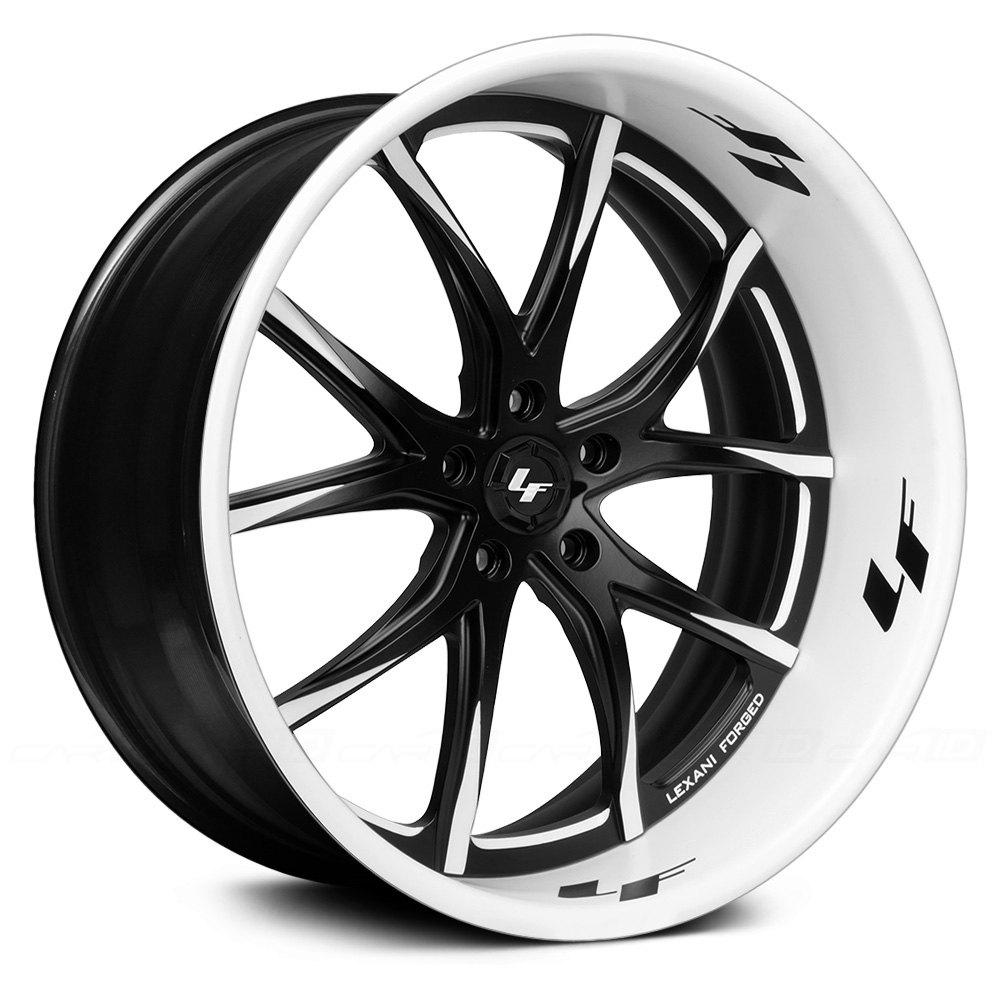 LEXANI FORGED® 102 Wheels - Custom Rims