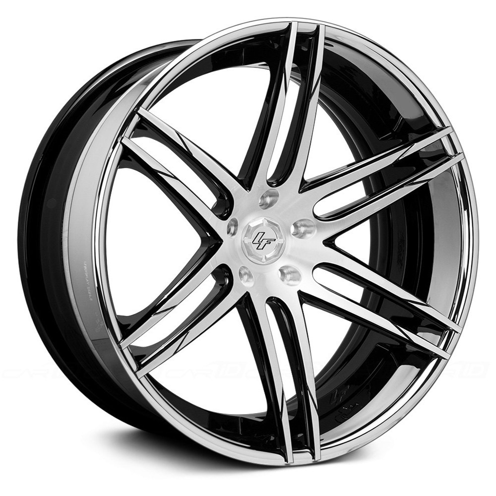 LEXANI FORGED® 106 Wheels - Custom Rims