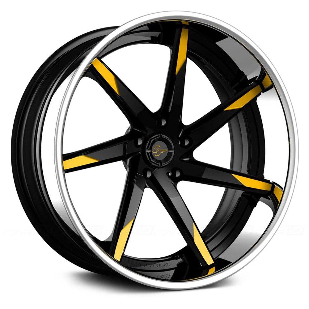 Lexani Forged 174 109 3pc Wheels Rims