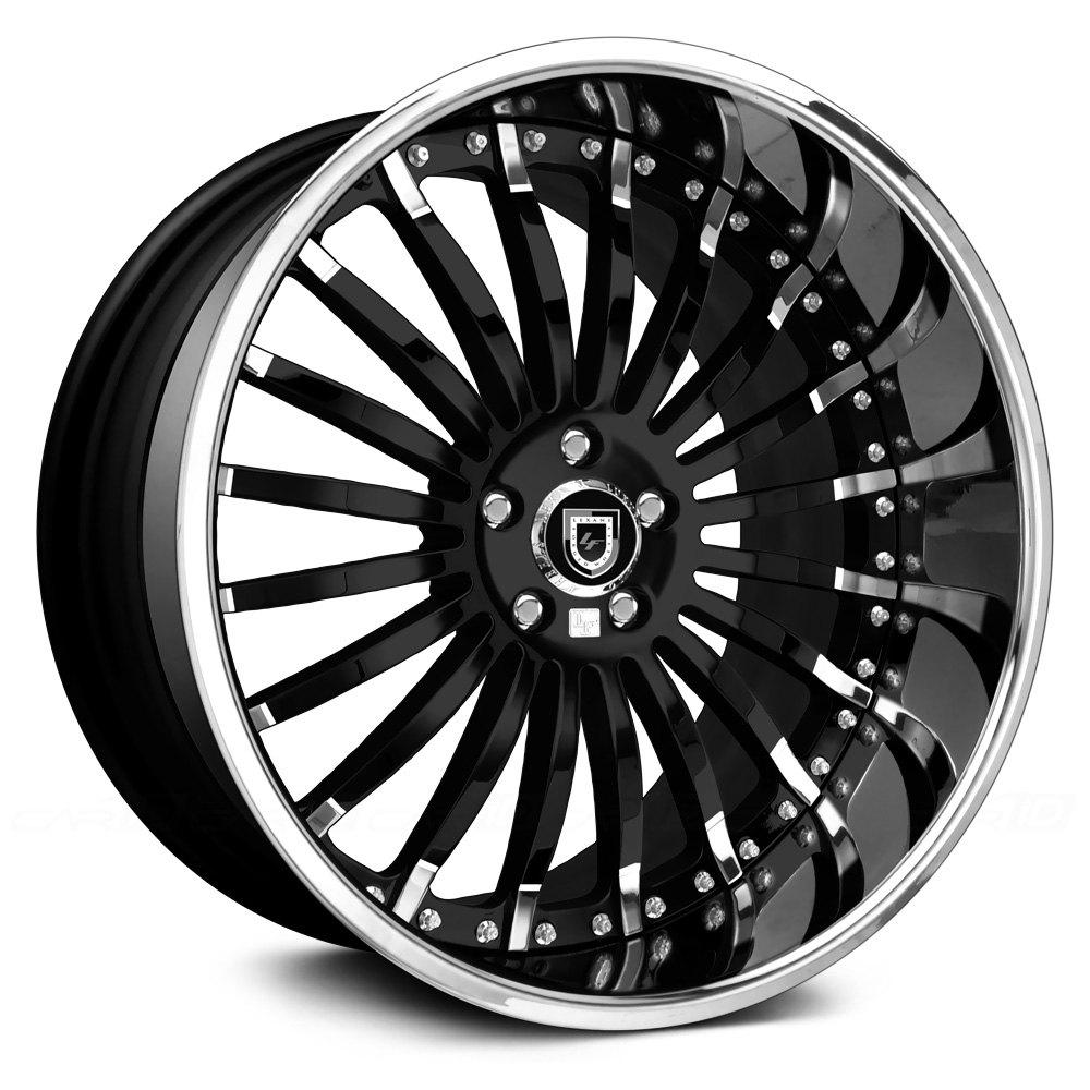 LEXANI FORGED® 714 3PC Wheels - Custom Finish Rims